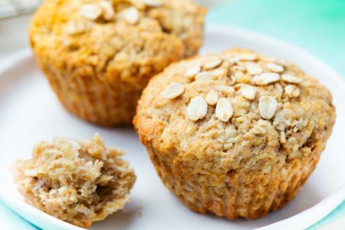 Bananen Muffin