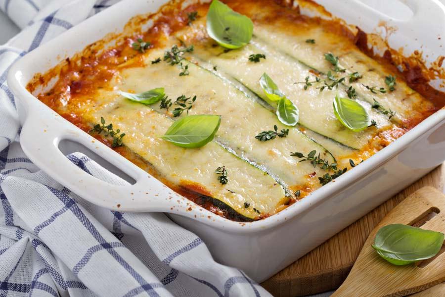 vegane lasagne einfach schnell gesund vegan. Black Bedroom Furniture Sets. Home Design Ideas