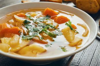 Karotten Kartoffel Suppe