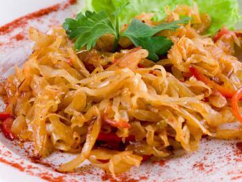 Powernahrung Sauerkraut