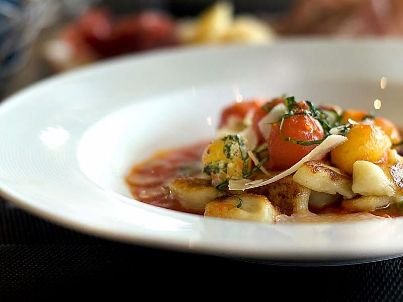 Gnocchi mit Tomaten