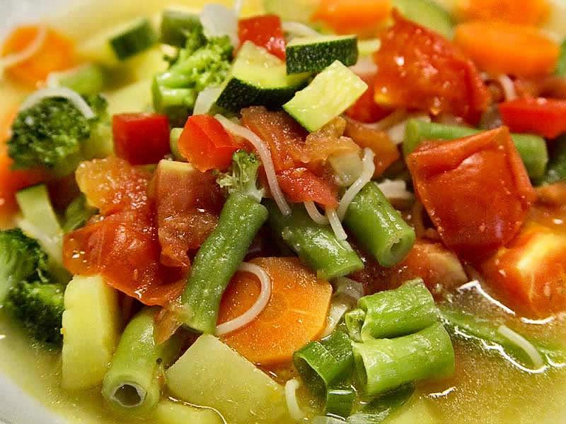 Sommer-Garten-Suppe