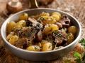 Gnocchi-mit-Pilzen