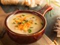 Kartoffel-Karotten-Suppe