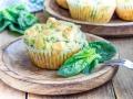 Muffins-mit-Spinat-und-Feta