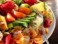 Sommerlicher Nudelsalat mit Aioli vegan