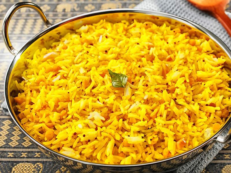 Zitronenreis einfach schnell gesund vegan - Reis kochen tasse ...